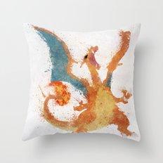 #006 Throw Pillow