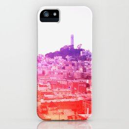 Crayola Skyline iPhone Case
