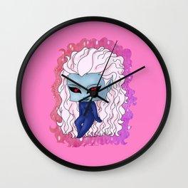 Chibi Copycat Wall Clock