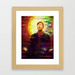 Supplanter Framed Art Print