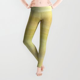 Summer Shades Watercolor Leggings