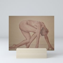Bailarina Mini Art Print