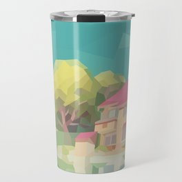 The Age of the Ocean Travel Mug