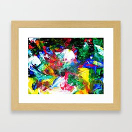 """""""First Time for Everything"""" Framed Art Print"""