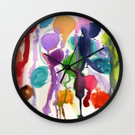 Jasmine's pillow  Wall Clock