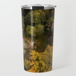 Forest Birdview Travel Mug