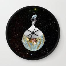 Element 115 Wall Clock