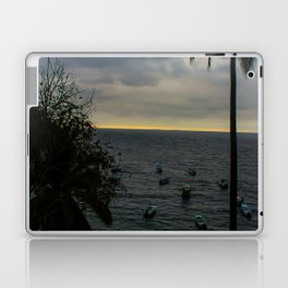 Dreamy Mexican Beach Sunset Laptop & iPad Skin