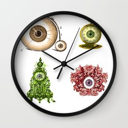 les objets ont ils une âme ??  Wall Clock