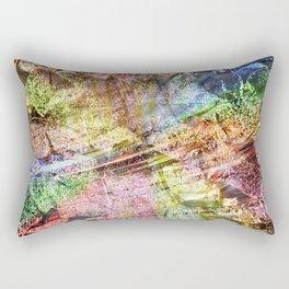 fine desert structures II Rectangular Pillow