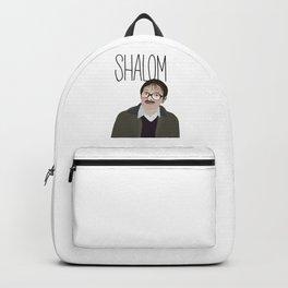 Jim Friday Night Dinner Shalom Jackie Backpack
