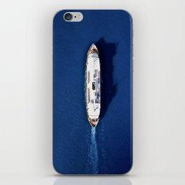 Take the ferry iPhone Skin