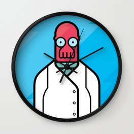 Zoidberg Wall Clock
