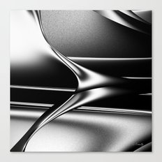 Smooth Moves Canvas Print