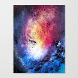 η Zaniah Canvas Print