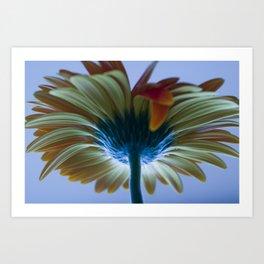 Big Flower Art Print