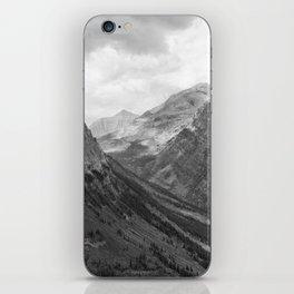 Majestic Sweep - Glacier NP iPhone Skin