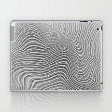 Black And White Mindset Laptop & iPad Skin