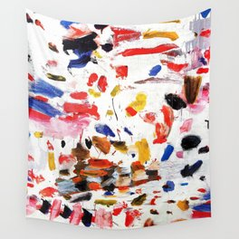 Abstract Painting #2 Wall Tapestry