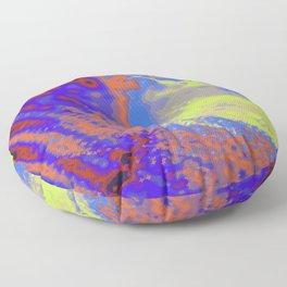 Psychedelica Chroma XXI Floor Pillow