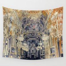 Opera de Paris Wall Tapestry