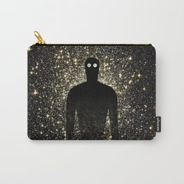 TRANSHUMANISM Carry-All Pouch