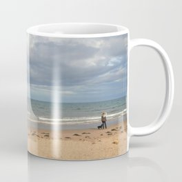 Cocklawburn Beach Coffee Mug