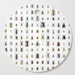 Beetlemania / Get your entomology on! Cutting Board