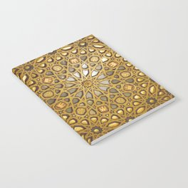 Stars of Morocco Notebook