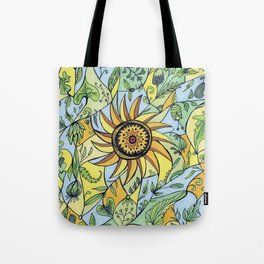 Leaf Love Tote Bag