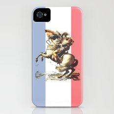Napoleon Crossing the Alps iPhone (4, 4s) Slim Case