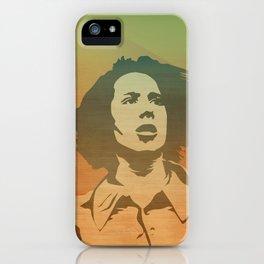 Tom Morello iPhone Case