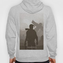 Uncharted 3 Drake's Deception Hoody