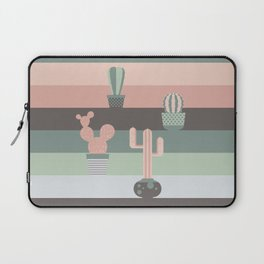 cacti colors Laptop Sleeve