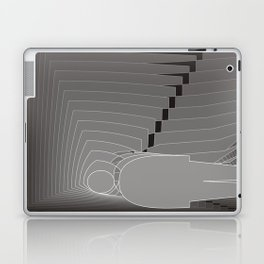 Lost in the space Laptop & iPad Skin
