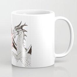 Dragons Fight Coffee Mug
