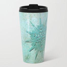 diamond dust Travel Mug