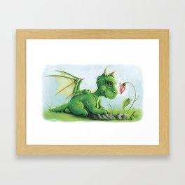 Fairy Gosip Framed Art Print