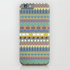 Berlin pattern iPhone 6s Slim Case