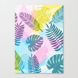 Light Summer Vibes Canvas Print