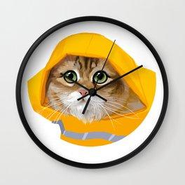 Bobby Joe's Rainy Day Wall Clock