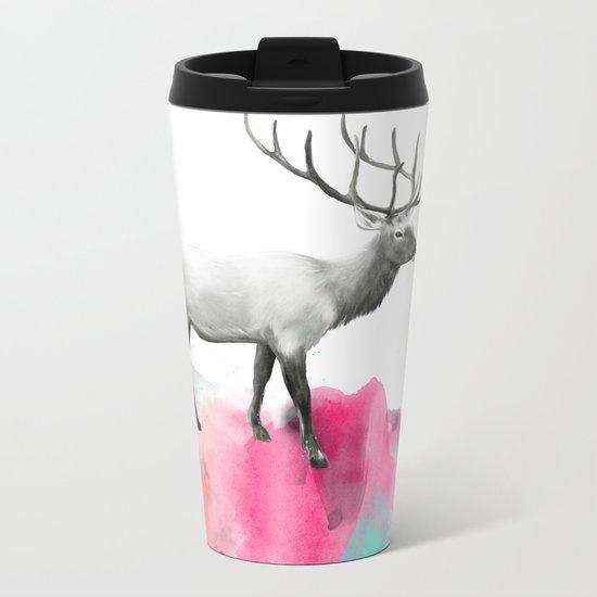 Wild No. 2 // Elk Metal Travel Mug