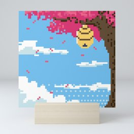 Beehive Mini Art Print