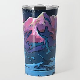 Alpen Glow Travel Mug