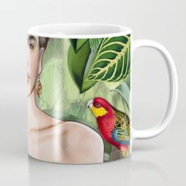 Frida con amigos Coffee Mug