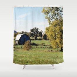 Heartland Farm Shower Curtain