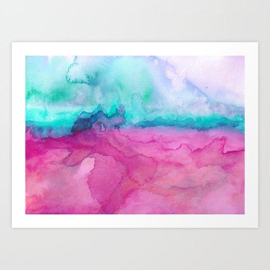Tidal II Art Print