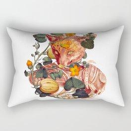 Renard the Fox Rectangular Pillow