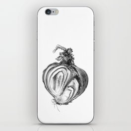 Withered Onion iPhone Skin