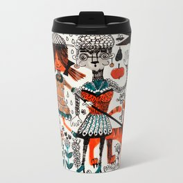 By The River Metal Travel Mug